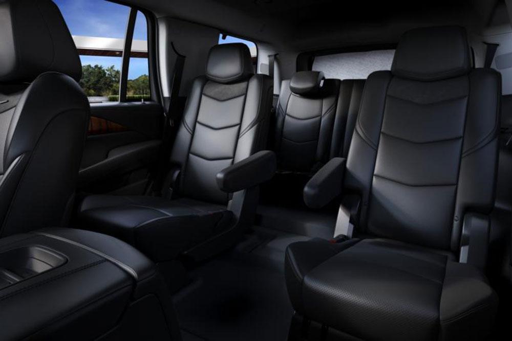 Cadillac Escalade Urbana Transportation