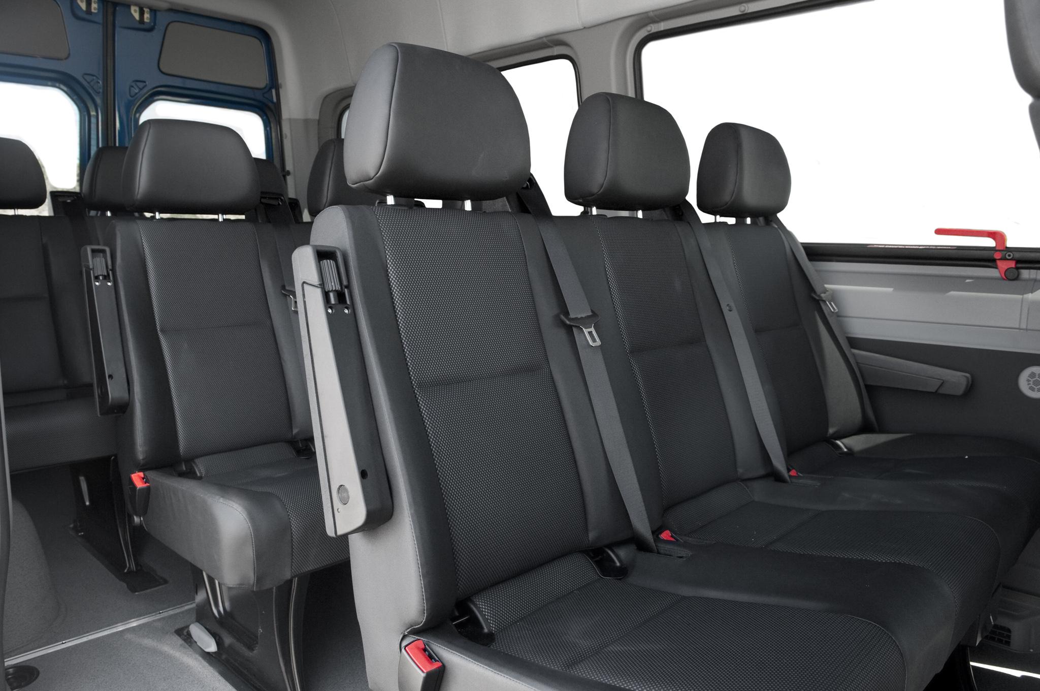 Executive Mercedes Sprinter Urbana Transportation